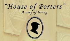 House Of Porters - Pieter Porters Decorations. In Antwerpen spring ik altijd eens binnen: een totaal beleving alsof je een victoriaanse teletijdmachine binnenstapt. Dwarrel ook eens rond op zijn stijlvolle website. Charels Dickens, Shakespeare, Gouden eeuw, nostalgie en moderniteit, ... wie hier niet in wegdroomt....
