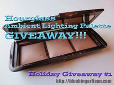 What a fabulous giveaway! http://blushingartisanmakeup.com/blogs/news/10674057-2013-holiday-giveaways