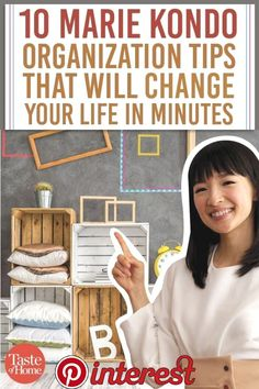 10 Marie Kondo Organization Tips That Will Change Your Life in Minutes . 10 Marie Kondo Organization Tips Organisation Hacks, Storage Organization, Organizing Tips, Organization Tips For Home, Organizing Wardrobe, Small Bedroom Organization, Organizing Solutions, Clutter Solutions, Organizing Your Home