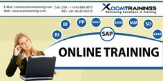 XoomTrainings provides excellent course on SAP all module in USA & INDIA.
