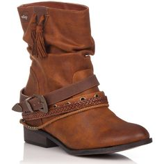 Chaussures Bottines MTNG 55583