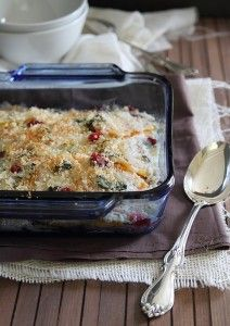 Butternut Squash and Cranberry Gratin - GO Veggie!™