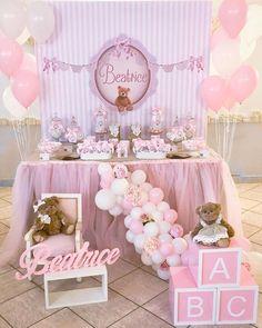 Ideas Sencillas Para Decorar Baby Shower.Ideas Para Decorar Baby Shower De Nina