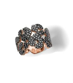 H. Stern Inca Gold Ring | Stern Jaguar Ring in 18k rose gold with ... | Jewelry Collections