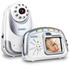 The best video monitors - Mobicam Digital DL - #babycenterknowsgear #pinittowinit