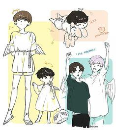 my Fav !  damn true Devil maknae & Angel Tae tae !!! ;-P xoxo qute ;-)