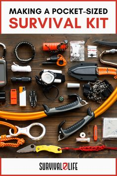 Because we all don't engage in the same outdoor activities, a one-size-fits-all kit isn't practical. The items in your kit are relative to the activity you're engaging in. Here's a guide on how to build your own kit. #survivalkit #buildingsurvivalkit #survivaltips #survival #survivallife Survival Hacks, Survival Life, Camping Survival, Life Tips, Life Hacks, Outdoor Activities, Tech, Outdoors, Kit