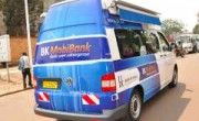 African Bank Launches Mobile Banking Vans For The Unbanked