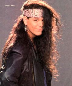 Bobby Dall - Poison Bassist