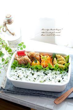 豚こま生姜天ぷらのお弁当♪ の画像 あ~るママオフィシャルブログ「毎日がお弁当日和♪」Powered by Ameba