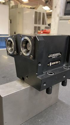 designed to optimise your machine capacity! This C4 holder for an Okuma LB2000EXM has four tool stations for internal machining operations - on the main and sub-spindle as well as at half turret index stations! Craftsman, Tools, News, Design, Artisan, Instruments
