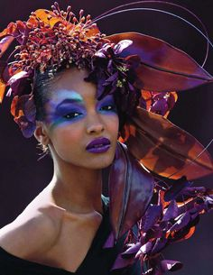 Jourdan Dunn-makeup