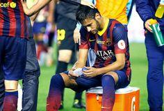 Blog Esportivo do Suiço: Neymar sofre contusão e fica fora por quatro semanas