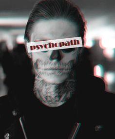Tate Langdon, my psychopath. ❤