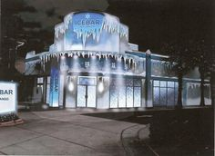 Ice Bar - Orlando, FL   Loved this place!! So freakin cool!