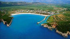 Ammoudia, Greece.