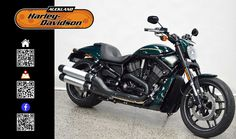 2015 HARLEY-DAVIDSON VRSCDX in JADE At Auckland Harley-Davidson,  New Zealand www.amps.co.nz