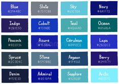 Teal blue color shades of teal color names light blue color names blue green shades of . Blue Shades Colors, Teal Blue Color, Indigo Colour, Light Blue Color, Teal Colors, Green Shades, Blue Green, Shades Of Blue Names, Dark Blue