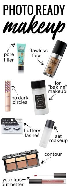 photo ready makeup - the best makeup to wear in photos! #beauty #beautyblogger #makeup #thebestmakeup #shopping