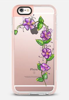 New! Casetify Fresh Blooms phone case.