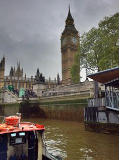 Big Ben (Big Ben) - Londres, Reino Unido (London, UK) - iPhone 4S & HDR Pro Copyright © Juan Hernandez Orea