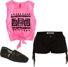 pinkk, created by lackey-lack on Polyvore