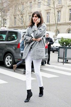 Emmanuelle Alt - parisian chic...<3 <3 <3 her...