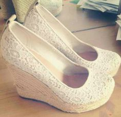 Dream wedges