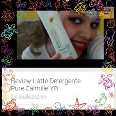 Review Latte Detergente Pure Calmille YR: http://youtu.be/SDTWt4-08JU