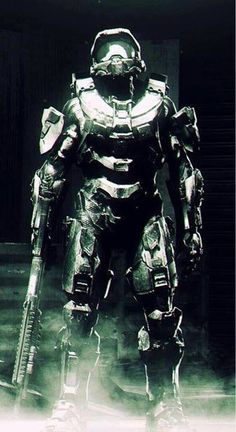 """The only easy day was yesterday.."" Master Chief 117"