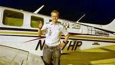 Capt Shekhar Gupta,  An American Pilot Captain Matt Guthmiller On his Solo Flight Around The World On Single Engine Beechcraft Bonanza A 36 Aircraft