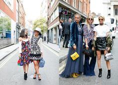 London Fashion Week's Street Style/ Whaterikawears.com