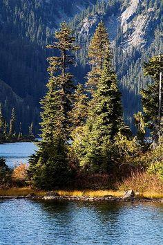 callahan lake  - british columbia, canada by millardog, via Flickr #whistler