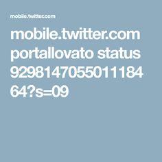 mobile.twitter.com portallovato status 929814705501118464?s=09