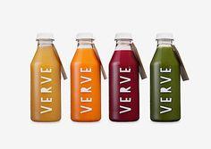 Ein fruchtiges Verpackungsdesign für Verve Säfte | KlonBlog