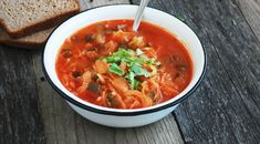 Our Soup Diet Melts Off 24 Pounds in a Week
