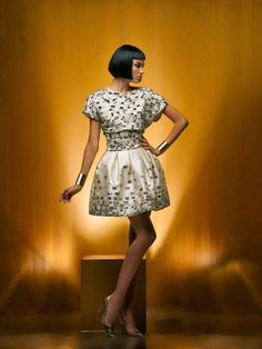 "Mis Queridas Fashionistas: ""THE SERPENT QUEEN"" S/S 2014 BY RUBIN SINGER (Lookbook)"
