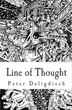 """A PDF version of """"Line of Thought""""    The Essential Collection of artwork by Peter 'Draws' Deligdisch. Included  are scans of his personal 'doodle book' and various other pieces he has  completed over the past couple of years. Look through it, get inspired, and  create something of your own."""