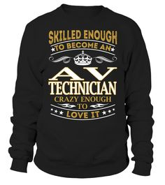 Av Technician - Skilled Enough To Become #AvTechnician