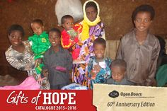The number of widows and orphans are increasing daily as Christian men continue to be targeted by rising extremist groups. Your gift of R 510 will help provide practical, financial and spiritual protection to widows and orphans. Christian Men, Donate Now, 60th Anniversary, Persecution, Christianity, Spiritual, Number, Children, Gifts