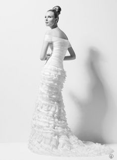 Wedding Drees by Christian Lacroix for Rosa Clara