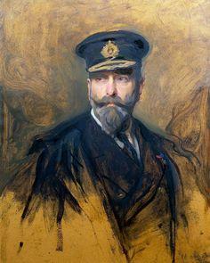 H.S.H. Prince Louis von Battenberg, Admiral of the Fleet