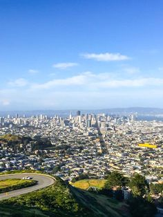 Twin Peaks: Breathtaking views of the city [San Francisco] - wellplated