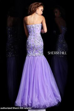 Sherri Hill Prom Gowns and Dresses 2013 - Style Number:2974