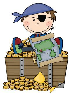 Deze site heeft erg veel leuke lessen voor in de kleuterklas rond de thema piraten! Images Pirates, The Pirates, Pirate Preschool, Pirate Activities, Pirate Day, Pirate Theme, Drawing For Kids, Art For Kids, Teach Like A Pirate