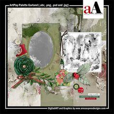 ArtPlay Palette Garl