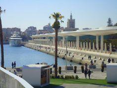 Puerto de Málaga #malagaentusojos