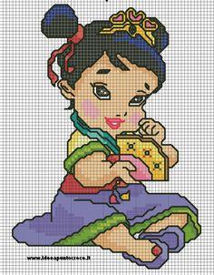 Baby Mulan by syra1974 on DeviantArt