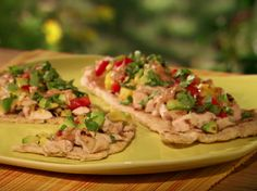 Asian Chicken with Peanut Sauce recipe from Grill It! with Bobby Flay via Food Network