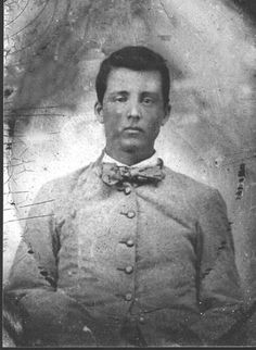 Pvt. William Henry Wall, Co. C, 27th Tennessee Infantry. Wounded in the right breast and captured. After his exchange in February 1863, he was still being treated in a Confederate hospital in Petersburg, VA.